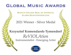 global music awards 2021 winner